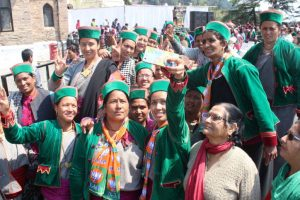 Himachal polls: Tribal women drop 'political recourse' for property rights