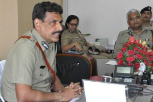 Bengal DGP takes stock of situation in Kalimpong