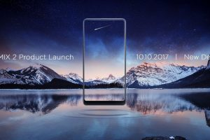 Xiaomi Mi MIX 2 bezel-less smartphone set to launch in India on October 10
