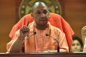 Yogi terms four-year Modi rule as 'golden age'