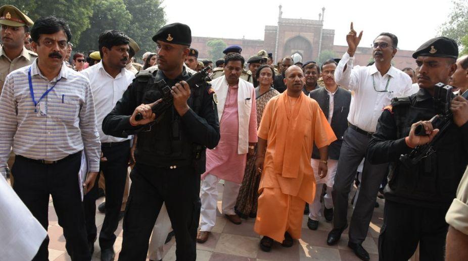 Yogi Aditynath, Uttar Pradesh, Chief Minister, Burqa
