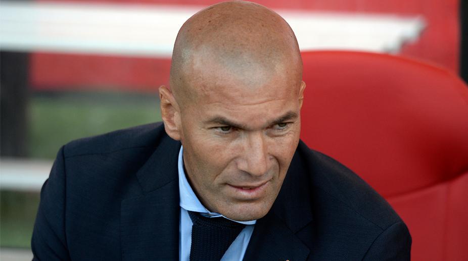 Zinedine Zidane, Real Madrid C.F., La Liga