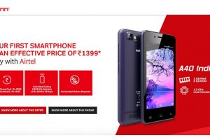 After JioPhone, now Airtel offers 4G smartphone in just Rs. 1,399 with Karbonn