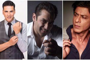 Not competing with Salman Khan, Akshay Kumar on TV: Shah Rukh Khan