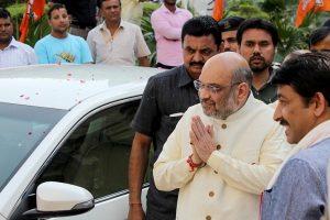 Amit Shah: BJP workers killed in Kerala on orders of CM