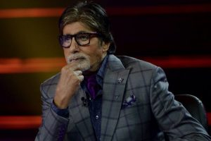 When Amitabh Bachchan became controversy's favourite child