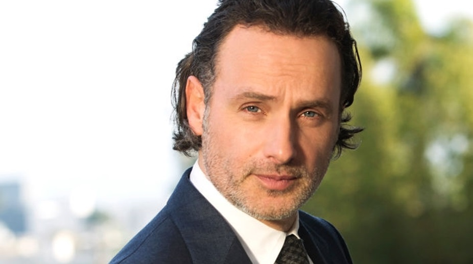 Andrew Lincoln, star wars
