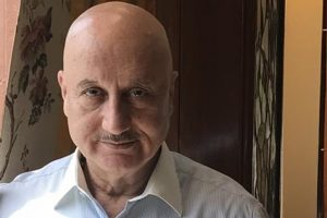 Anupam Kher wraps shoot schedule for 511th film