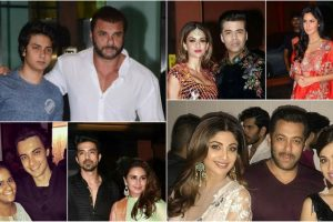 Arpita Khan Sharma's Pre-Diwali bash for B-town was a grand affair, see photos