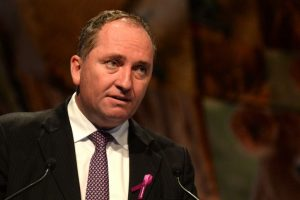 Australia Deputy PM disqualified from office