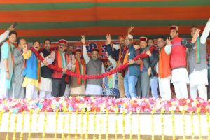 Amit Shah accuses Virbhadra govt of not utilising Central grants properly