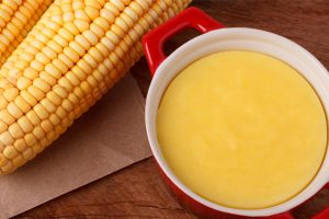 Weekend Delight: Golden Corn Pudding