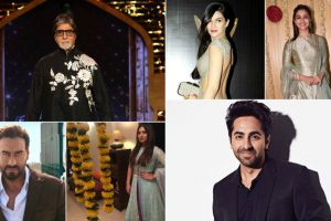 B-town wishes everyone a safe and prosperous happy Diwali; read tweets