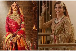 Deepika Padukone, Anushka Sharma: Actresses who sported heavy costumes