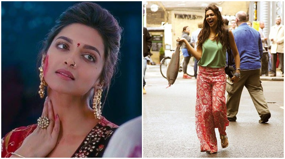 Top 5 onscreen avatars of Deepika Padukone