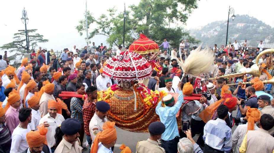 Himachal, Customs, Religion