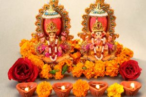 Diwali celebration 2017: Offer Lakshmi poojan with homemade sweets