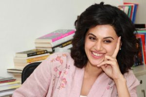 Taapsee to endorse skin, personal care brand