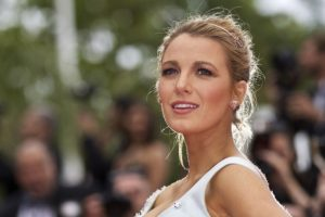 Blake Lively gets hurt while performing ballet