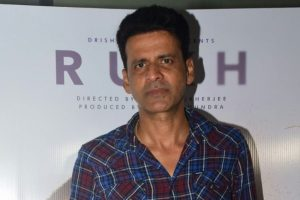 The job is getting tougher now: Manoj Bajpayee