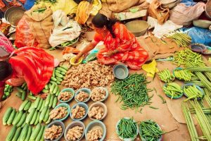 Urban rush – of migration and food security