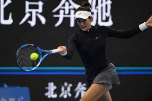 Muguruza tops WTA rankings, Ostapenko jumps two spots