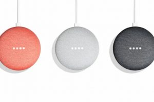Google re-enables touch controls for its smart Home Mini speaker