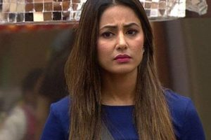Bigg Boss 11: Hina Khan's video goes viral as she gets harassed by fans outside house