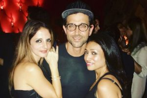 Sussanne's birthday celebrations was fun affair with ex-husband Hrithik Roshan