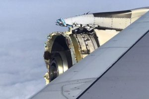 Air France A380 makes emergency landing with damaged engine
