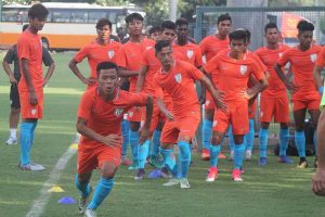 U-17 World Cup: Go get it boys, make us proud, wishes Virat Kohli