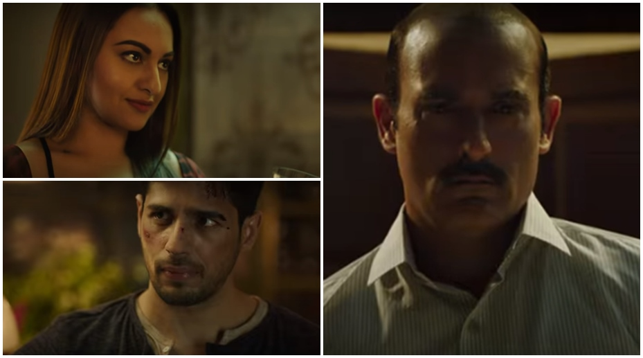 ittefaq, Ittefaq trailer, Akshaye Khanna, Sonakshi Sinha, Sidharth Malhotra, shah rukh khan, karan johar, akshaye, sonakshi, sidharth