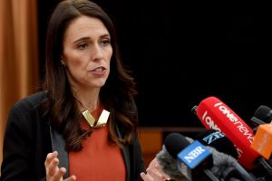 Jacinda Ardern officially sworn in as New Zealand PM