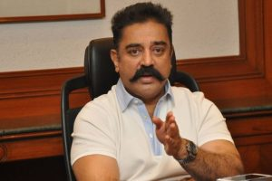 Kamal Haasan criticises state govt for selling liquor through TASMAC shops