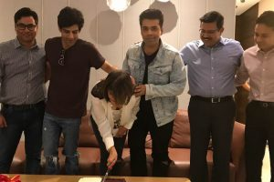 Juno Chopra celebrates Ittefaq with the makers and the lead cast