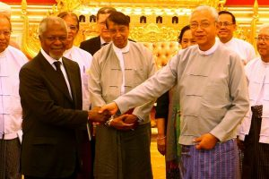 UNSC must push Myanmar to let Rohingya refugees return: Annan