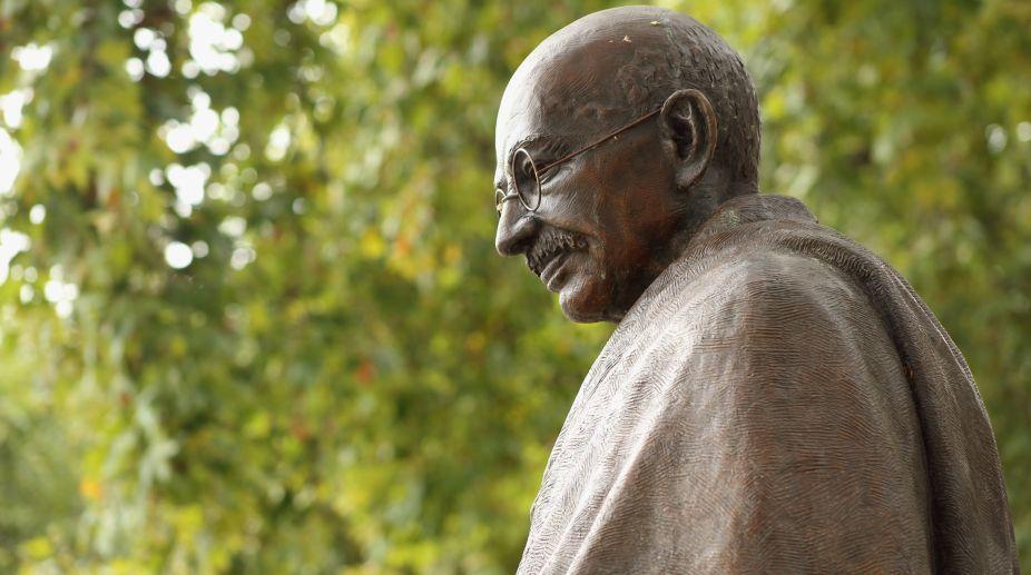 Mahatma Gandhi, India