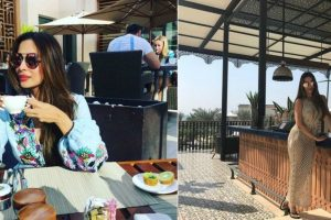 Malaika Arora sets vacation goals in these pics