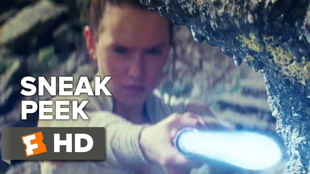 Star Wars: The Last Jedi Trailer Sneak Peek