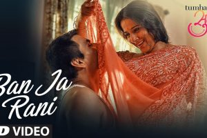 "Tumhari Sulu: ""Ban Ja Rani"" Video Song   Vidya Balan"