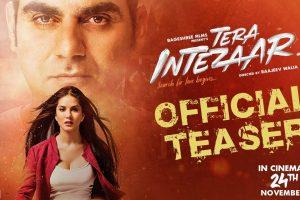 Tera Intezaar Official Teaser | Sunny Leone