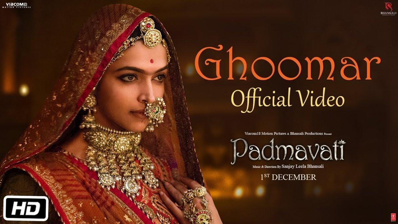 Padmavati : Ghoomar Song