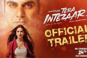 Official Trailer: Tera Intezaar