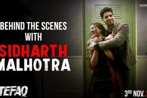 Ittefaq   Behind the scenes   Sidharth Malhotra   Sonakshi Sinha