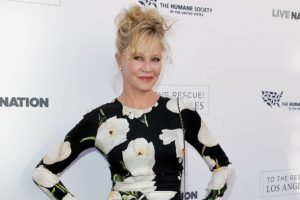 Melanie Griffith was diagnosed with epilepsy