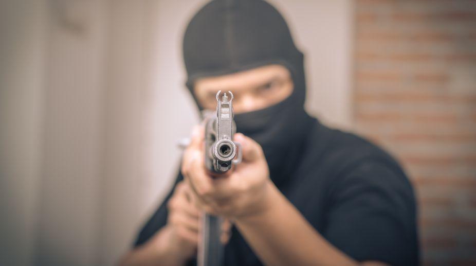 Militant Terrorist in Jammu-Kashmir