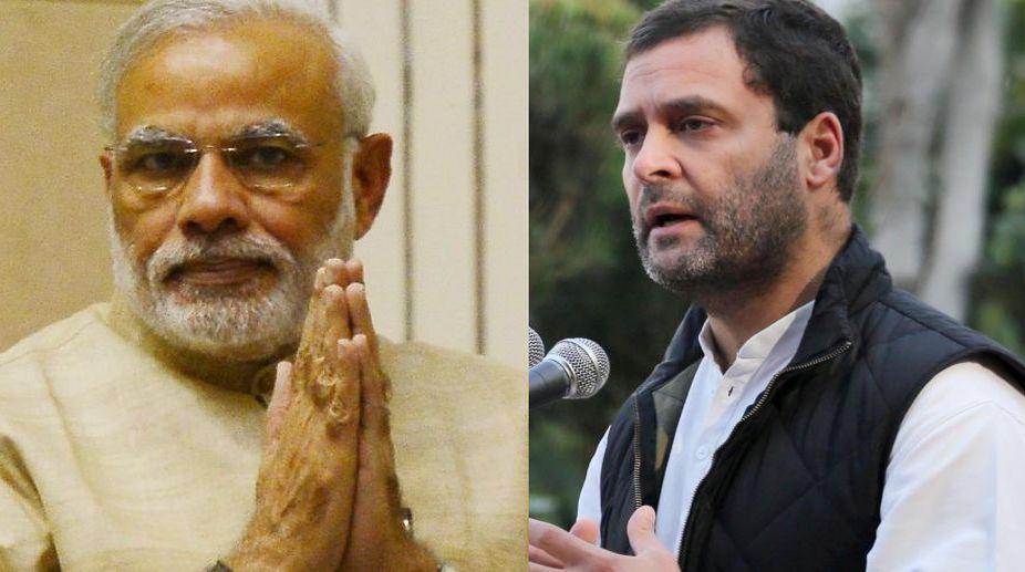 BJP, Congress, Narendra Modi, Rahul Gandhi