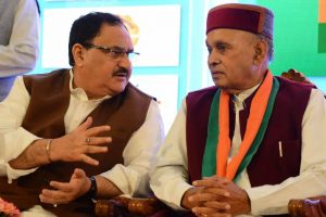 Himachal polls: Battle lines drawn, BJP silent on leadership