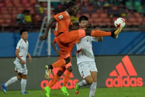FIFA U-17 World Cup: Niger mark debut with victory