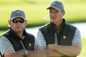Internationals might seek to tweak Presidents Cup